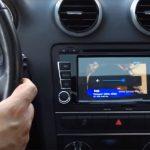 Autoradio Audi A3 GPS